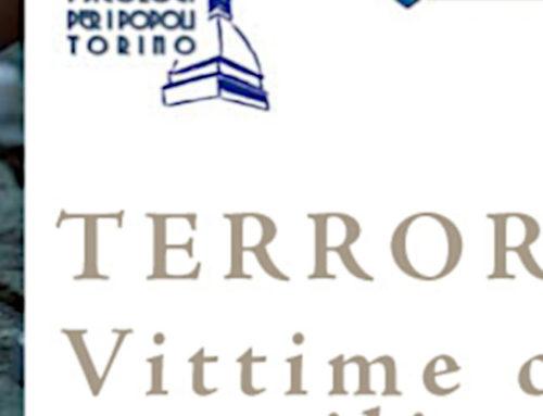 """21 giugno a Torino – Seminario """"Terrorismo, vittime, contesti, resilienza"""""""