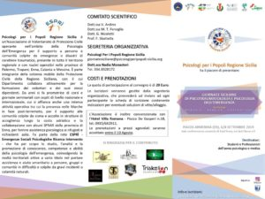 thumbnail of Brochure Giornate Siciliane 2019