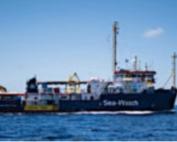 La Nave umanitaria Sea Watch