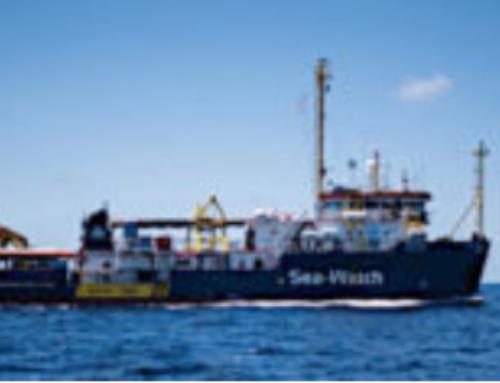 Comunicato Stampa Caso Sea-Watch 3 di Psicologi Per i Popoli Torino